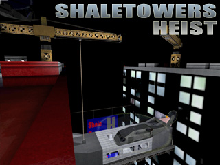 Shale Towers Heist Screen Shots