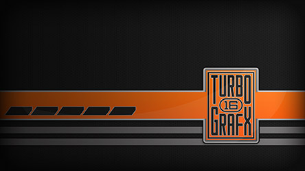 Turbo Grafx 16 desktop wallpaper